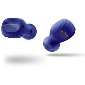 フルワイヤレスイヤホン SOL-AMPS-AIR2BL ブルー