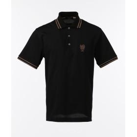 【オンワード】 DAKS GOLF(ダックス ゴルフ) 【MEN】コンベックスシルケット ポロシャツ ブラック L メンズ 【送料無料】