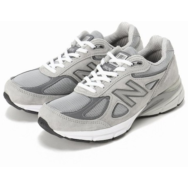 JOURNAL STANDARD relume 【NEW BALANCE/ニューバランス】W990 スニーカー グレー 25
