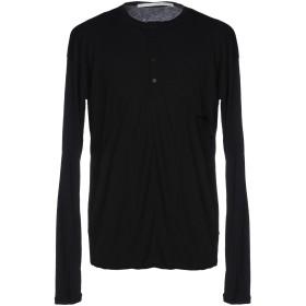 《期間限定 セール開催中》ISABEL BENENATO メンズ T シャツ ブラック S コットン 100%