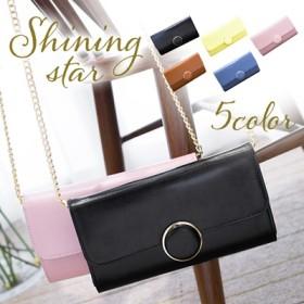 【即納】ショルダーバッグ ハンドバッグ財布サイフ レディース 韓国ファッション パーティバッグ 通勤 バッグ ショルダー 肩掛け かばん カバン SL-3105
