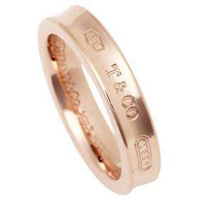 【送料無料】ティファニー リング アクセサリー TIFFANY & Co. 1837 ナローリング ルベド RUBEDO レディース 指輪 ローズゴールド 夏フェス 海 ビーチ