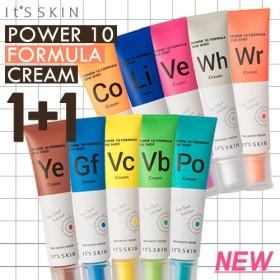 [NEW][1+1][韓国コスメ It's Skin] イッツスキン パワー10フォーミュラーワンショットクリーム