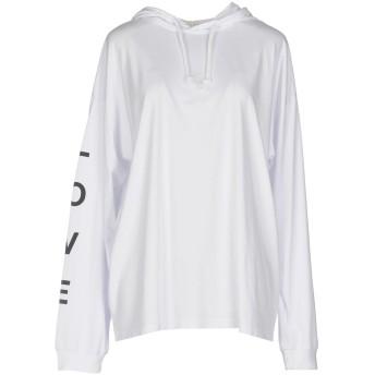 《期間限定セール開催中!》1017 ALYX 9SM メンズ スウェットシャツ ホワイト XS コットン 100%