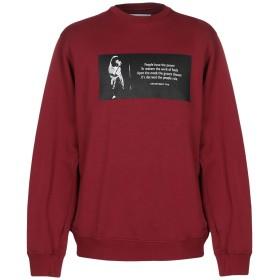《期間限定セール開催中!》DEPARTMENT 5 メンズ スウェットシャツ レンガ XS コットン 100%