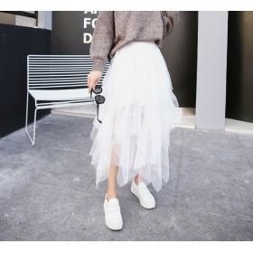 ★最強の新作★秋韓国ファッション ★韓版 可愛 女性 気質 少女 ロングスカート