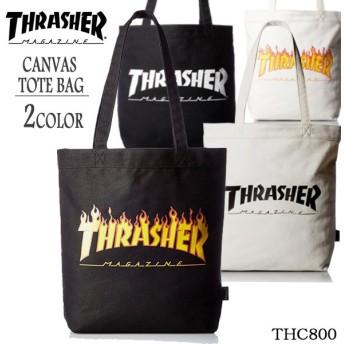 THRASHER スラッシャー プリント トートバッグ THC800