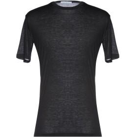 《セール開催中》DANIELE ALESSANDRINI メンズ T シャツ ブラック S コットン 100%