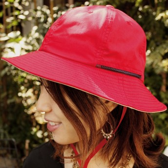 [送料無料対象ハット] 撥水と防汚に優れた帽子・メトロハット・レインハット・キャンプ・フェス・キッズ・ウォーキング・散歩・日除け・紫外線・機能性・ツバ広・UVカット・メンズ・レディース・サーフハット/商品・リバーアップ - TEFLON METRO HAT [BASIQUENTI]
