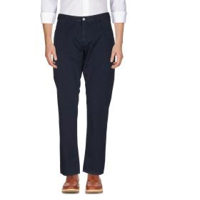 《期間限定セール開催中!》ARMANI JEANS メンズ パンツ ダークブルー 29 コットン 100%
