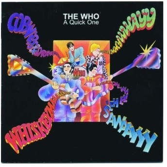 QUICK ONE (REMASTER)[輸入盤]/WHO[CD]【返品種別A】