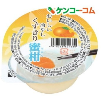 おいしい冷やしくずきり 蜜柑 ( 150g )