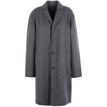 《セール開催中》POLO RALPH LAUREN レディース コート 鉛色 S バージンウール 77% / ナイロン 20% / 指定外繊維 3% Wool Coat