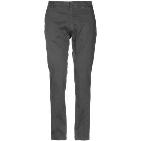 《セール開催中》MICHAEL COAL メンズ パンツ 鉛色 40 コットン 97% / ポリウレタン 3%