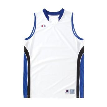【予約商品】ジュニア ゲームシャツ BASKETBALL チャンピオン(CBYR2033)【5400円以上購入で送料無料】