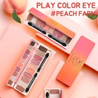★期間限定特価★エチュードハウス プレイカラーアイズピーチファーム ETUDE HOUSE Play Color Eyes Peach Farm