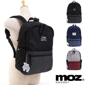 moz モズ バックパック リュック レディース・メンズ (ZZEI-05 FW17)【日本正規品】