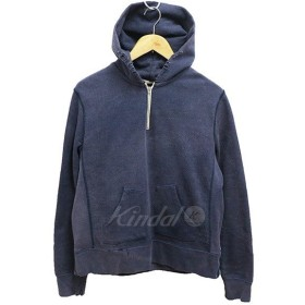 【SALE】 METABOLIC STANDARD C CRUSH SWEAT PARKA サイズ:S (阿佐ヶ谷店)