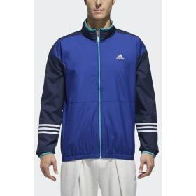 (セール)adidas(アディダス)メンズスポーツウェア ジャケット M SPORTS ID カラーブロックウインドブレーカージャケット(裏起毛)FAT30 DH3995 メン...