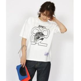 aquagirl / アクアガール Americana フットボールTシャツ
