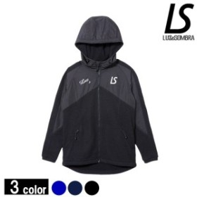 3fa9251fd86cd LUZeSOMBRA ルースイソンブラ HYBRID SWEAT FULL ZIP JACKET スウェットパーカー (F1811105・