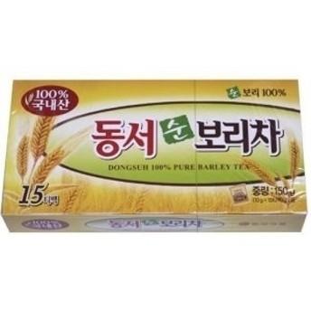 韓国食材韓国_お茶★東西食品 麦茶(ティーバック)15TB