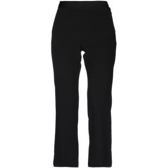 《セール開催中》MARELLA レディース パンツ ブラック 48 ポリエステル 100%