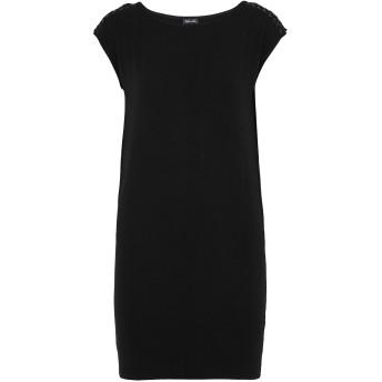 《セール開催中》SPLENDID レディース ミニワンピース&ドレス ブラック XS レーヨン 95% / ポリウレタン 5%