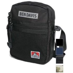 BEN DAVIS ベンデイビス ショルダーバッグ バッグ メンズ レディース ユニセックス キッズ 斜めがけ かっこいい ブランド ショルダー ストラップ 付け替え 通学 かわいい メッシュポケット