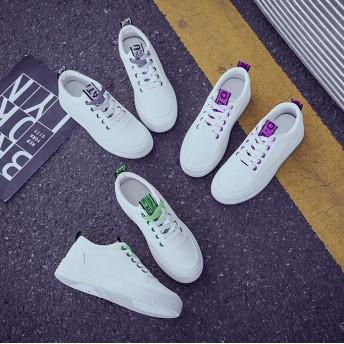 スニーカー ハイカット レディース シューズ 靴 厚底 ハイカート インヒール 軽量 美足ヒール新作 韓国ファッション/スニーカー/靴 ランニングシューズ キャンバス ソール かわいい カップル