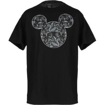 《セール開催中》MARCELO BURLON x DISNEY メンズ T シャツ ブラック S コットン 100%