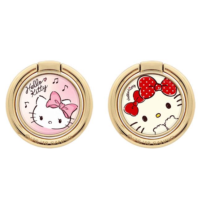 GARMMA Hello Kitty 指環扣支架