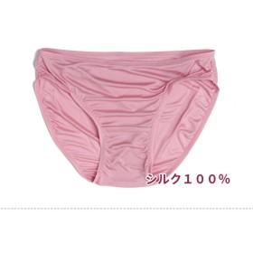 シルク ショーツ シルク100% レディースインナー 大人気 (新作) シルク100%夏は涼しく、冬暖かい。