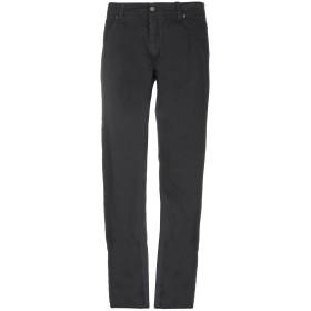 《セール開催中》LIU JO MAN メンズ パンツ ブラック 30 コットン 100%
