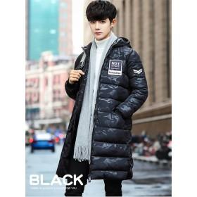 [55555SHOP]新作 メンズ アウター コート ジャケット ジャンバー ダウンジャケット 上着 秋 冬 厚 全3色