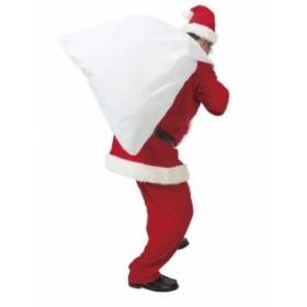 送料無料!【即納】大きなサンタさんの袋[クリスマス小物 袋]