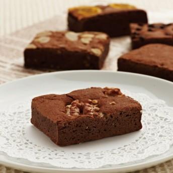 『ブラウニー(チョコナッツ)【単品】』BAGEL&BAGEL/ブラウニー/ナッツ/くるみ/チョコレート/スイーツ/焼菓子