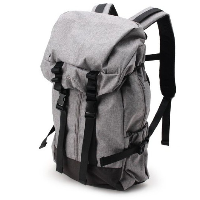 anello アネロ 高密度杢調 多機能バッグパック