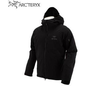 アークテリクス Arc'teryx カッパ フーディ メンズ 中綿 アウター 防風 防寒 アウトドアジャケット Black 18026 Kappa Hoody Men's