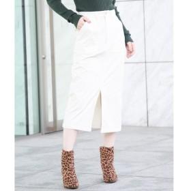 AG by aquagirl / エージー バイ アクアガール 【Lサイズあり】コールタイトスリットスカート