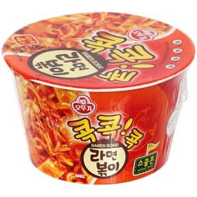 韓国カップ麺★韓国麺/韓国ラ-メン★オットギ ラーメンポッキ(大盛カップ) 120g★NEW★