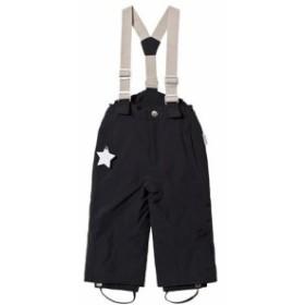 スキーパンツ キッズ 女の子【Mini A Ture Black Witte Ski Pants】