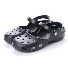 クロックス カリンクロッグ 202494001 レディース クロッグサンダル Karin Clog : ブラック crocs