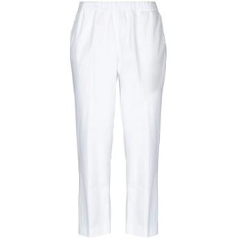《セール開催中》KILTIE レディース パンツ ホワイト 48 コットン 100%