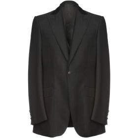 《期間限定 セール開催中》CORNELIANI メンズ テーラードジャケット ブラック 50 バージンウール 97% / ポリウレタン 3%