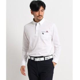adabat / アダバット サーフボードモチーフ長袖ポロシャツ