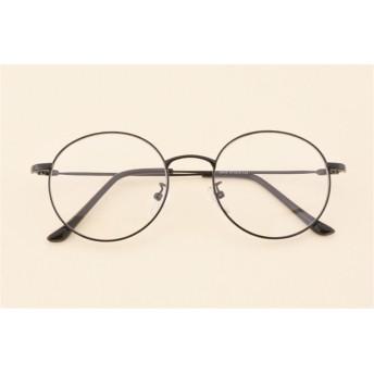 芸能人愛用の眼鏡 伊達メガネ 眼鏡 丸眼鏡 ヴィンテージ 韓国ファッション
