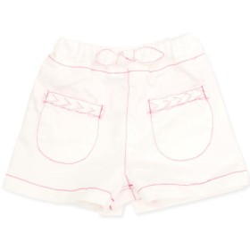 【50%OFF】 アナップキッズ ポケットデザインショートパンツ レディース ホワイト 100 【ANAP KIDS】 【セール開催中】