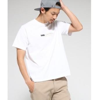 BASE STATION / ベースステーション Tシャツ メンズ 胸ロゴ刺繍 【WEB限定】