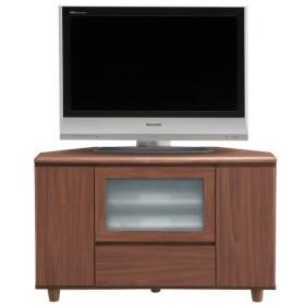 (ブリーズ 110コーナーTVボード(H) テレビボード テレビ台 TV台 コーナーボード リビング収納/AV収納/コーナー